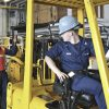 Operating Forklifts In Safety