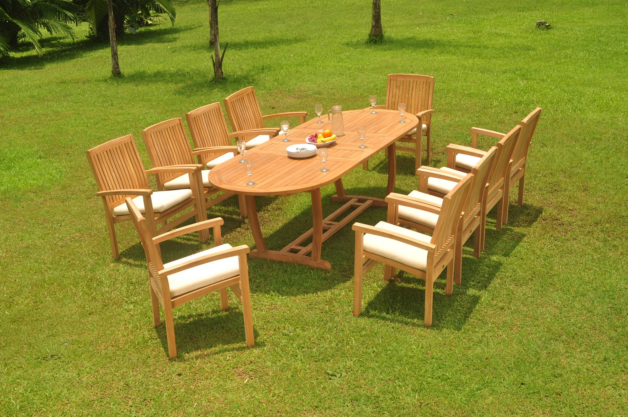 Decorate Your Indoors Outdoors With Quality Teak Furniture